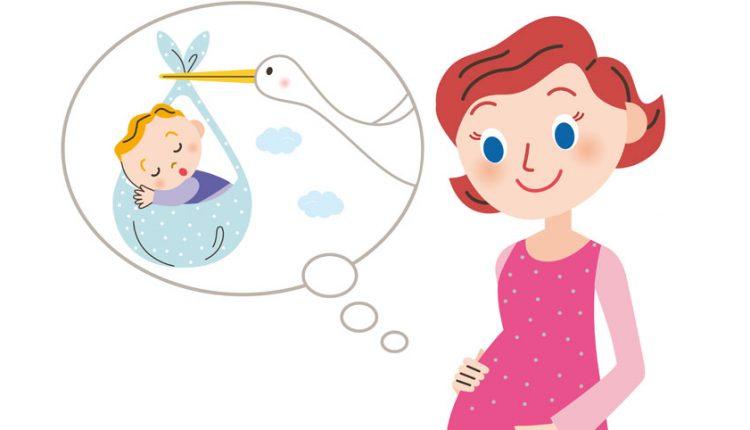 علائم حاملگی بعد از ای یو ای