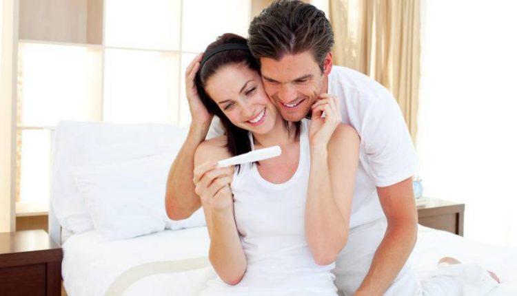 نزدیکی برای بارداری